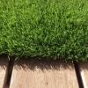 חדש דשא סינטטי סיליקון ירוק ישראלי