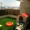 התקנת דשא סינטטי במרפסת