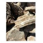 סלע שכבות מדורג